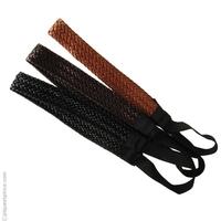 Headband large tressé