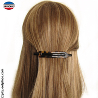 Barrette made in France mie queue