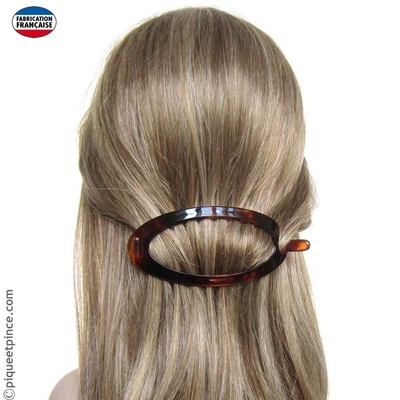 grande barrette cheveux sans nickel