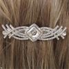 Barrette cheveux rétro cristal swarovski
