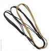 Headband double tresses façon cuir