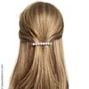 Barrette cheveux strass Caroline
