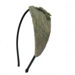 serre-tête dentelle kaki (1)
