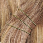 barrettes à cheveux kirby pailletées