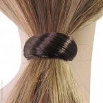 Catogan cheveux synhétiques