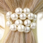 élastique perles mariage
