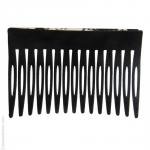 peigne cheveux tigré