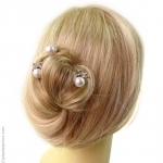 pics cheveux perle empire