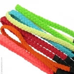 headbands couleurs vives