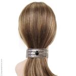 Barrette cheveux métal