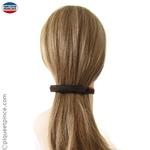 barrette pour cheveux épais