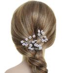 pic cheveux multi perles