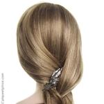 Broche bijou cheveux