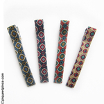 Barrettes  tissu provençal