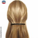 Longue barrette cheveux fins fabrication Française