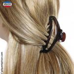 Pince à cheveux pour demie queue de cheval