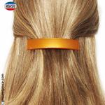 Accessoire pour cheveux coiffure orange