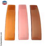 Barrette couleur orange Fabrication Française