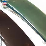 Barrette cheveux couleur vert foncé ou noir