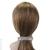 Barrette cheveux disco