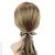 élastique cheveux noeud en tissu imprimé