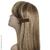 Barrette à cheveux bronze et chocolat