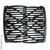 Peigne brésilien élastique noir
