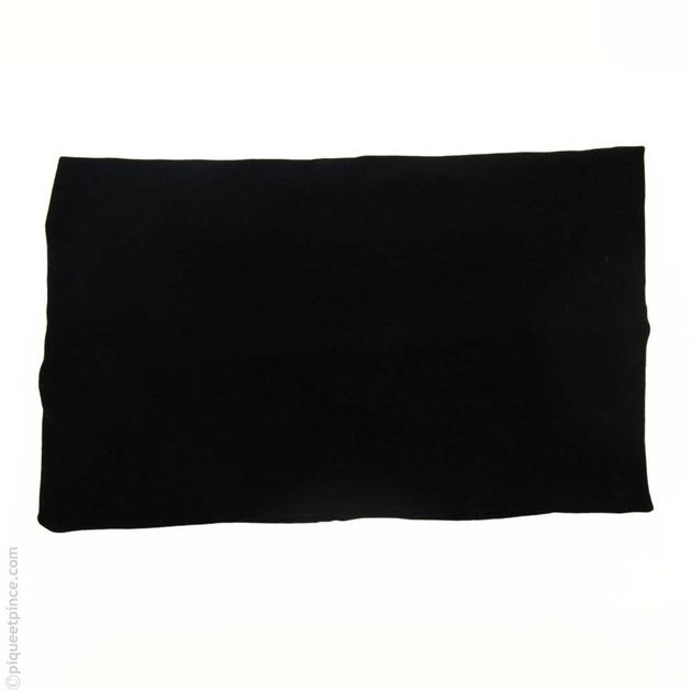 Bandeau cheveux large noir