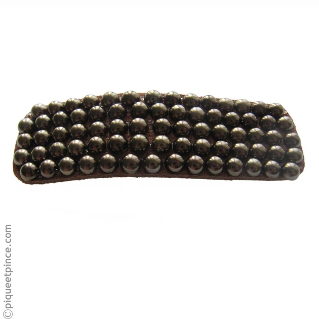 barrette cheveux fantaisie bronze. Black Bedroom Furniture Sets. Home Design Ideas