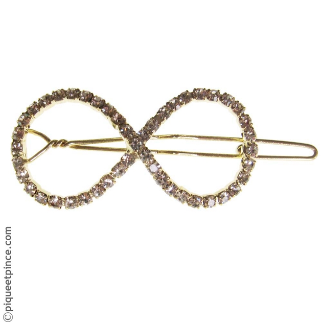 Barrette Cheveux Strass C 233 R 233 Monie