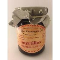 Confiture de Myrtille Sauvage - 125g