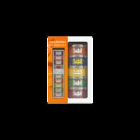 Coffret Les Essentiels 5x25g + filtre