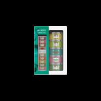 Coffret Les Verts 5x25g + filtre