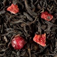 Thé Noir 4 Fruits Rouges
