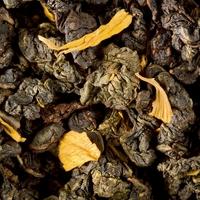 Thé Oolong - Caramel au beurre salé