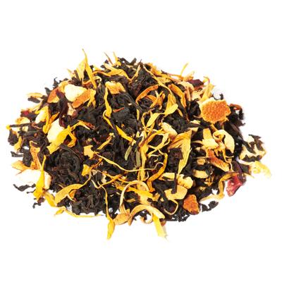 Thé Noir Orange Sanguine - amalthé