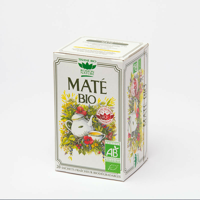 tisane-mate-bio-20-sachets