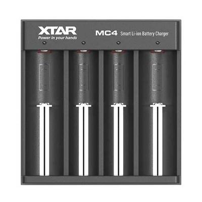 Chargeur accus - XTAR MC4
