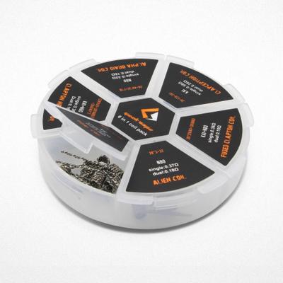 Boîte Coils 6 en 1 - Geek Vape