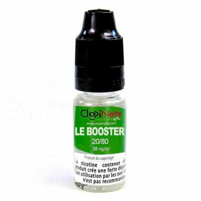 Booster de Nicotine 20/80