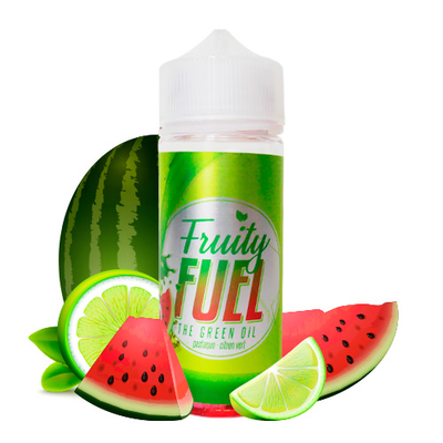 Green Oil - Fruity Fuel - 100ml