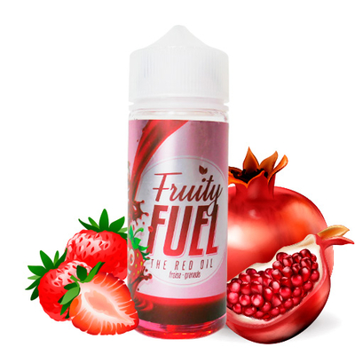 Red Oil - Fruity Fuel - 100ml