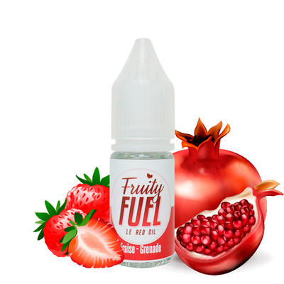 Red Oil - Fruity Fuel - 10ml