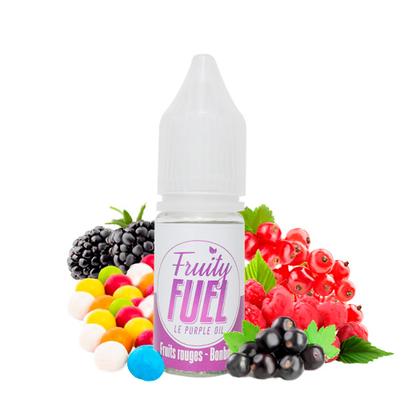 Purple Oil - Fruity Fuel - 10ml