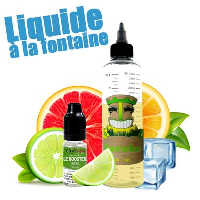 Karaka 50/50 - Liquide à la Fontaine