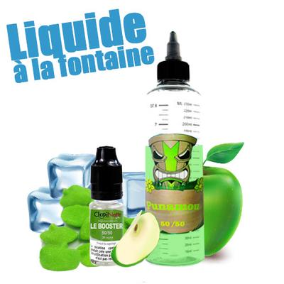 Punamou 50/50 - Liquide à la Fontaine