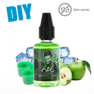 Concentré Ultimate Shinigami - Green Edition - 30ml - A&L