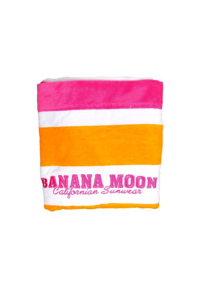 Banana Moon 2015 Serviette De Plage Serviette De Plage Raye Orange
