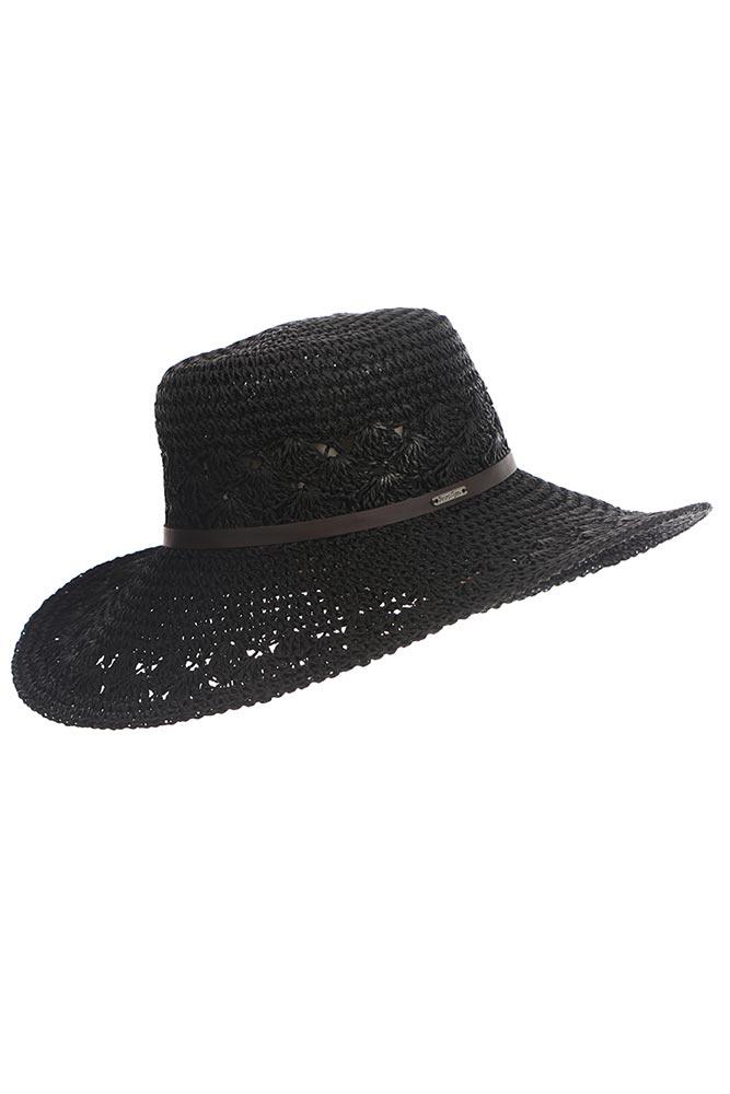 a9e06bd987376 Sombrero negro para playa online - Banana Moon sombreros 2016