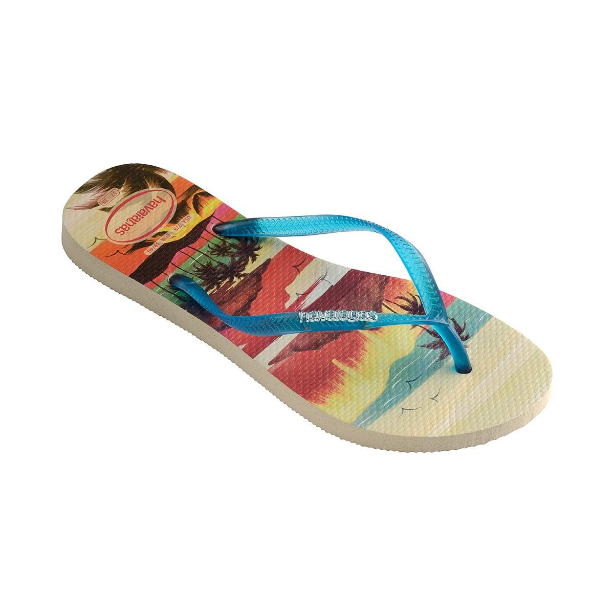 d8ac3432d8 Chanclas de playa cómodas de mujer - Havaianas nueva colección